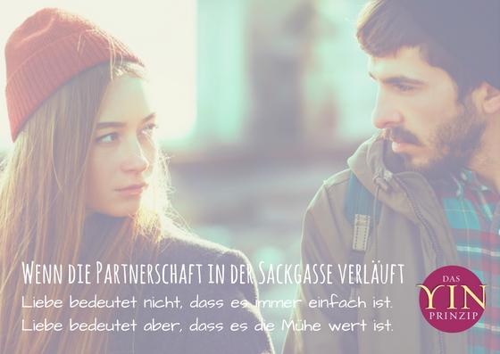 Das Yin-Prinzip zeigt Lösungswege in Themen von Beziehung und Partnerschaft.