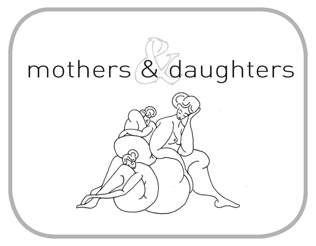 mothers & daughters Brand-Design und Illustration