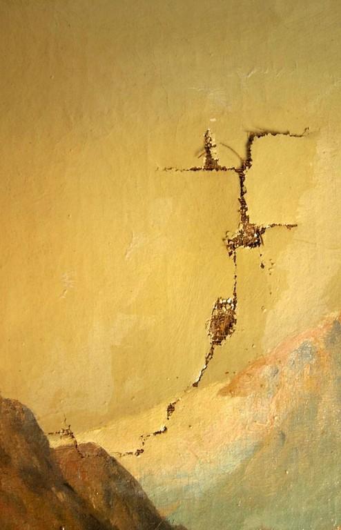Riss Detail