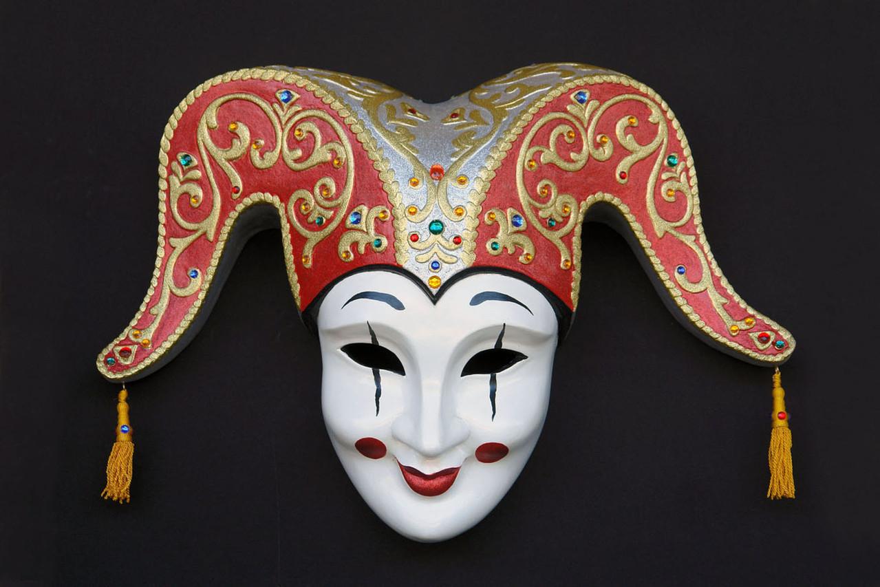 máscaras para decorar carnaval