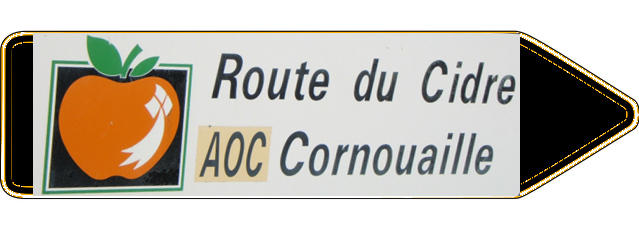 Маршрут сидра в Бретани (La Route du Cidre en Cornouaille)