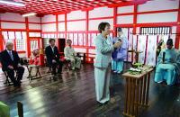 地鎮奉告祭 同年9月13日 本殿