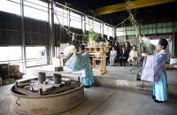 火入式 同年8月19日(富山県) 黒谷美術㈱