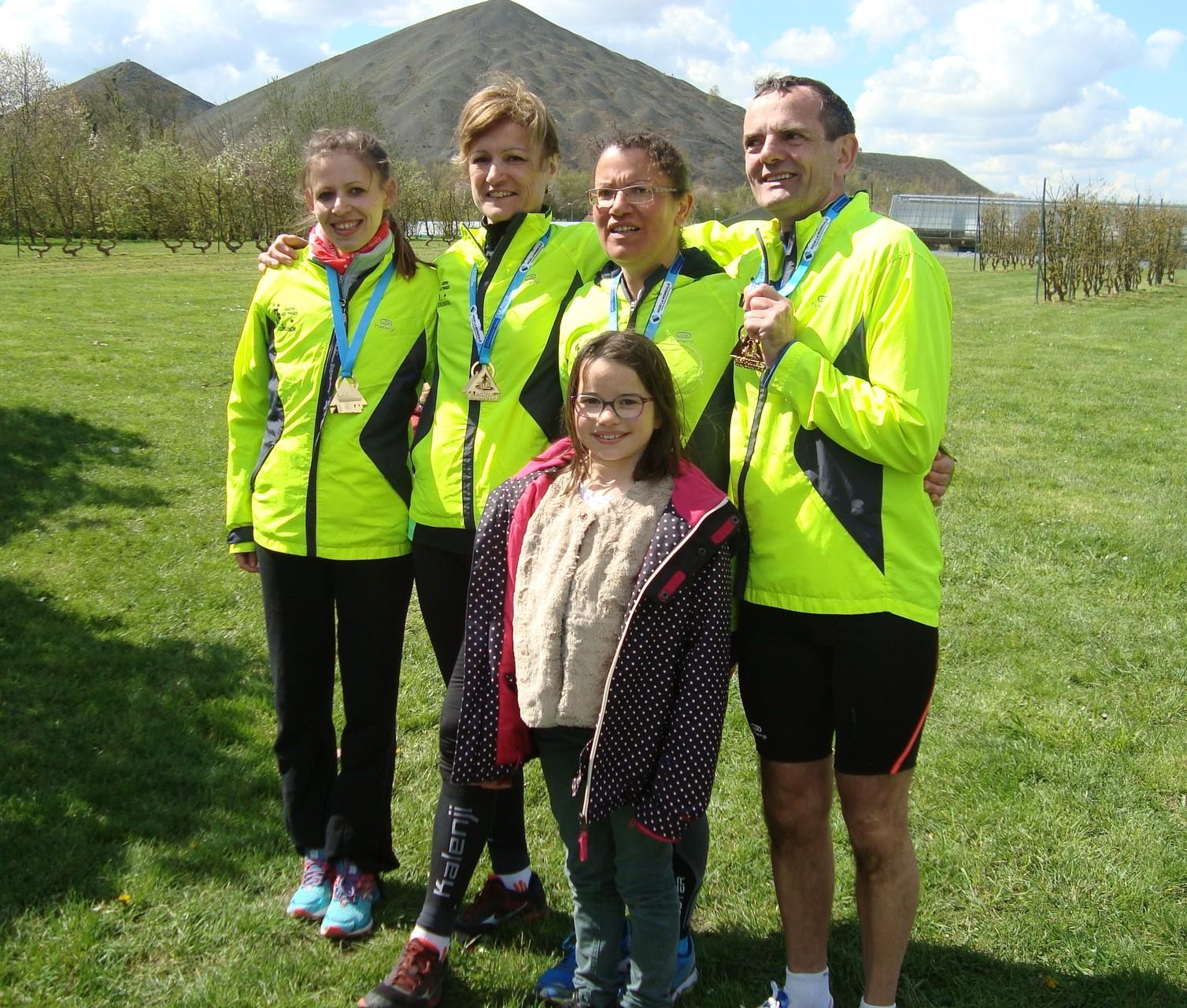 Les marathoniens