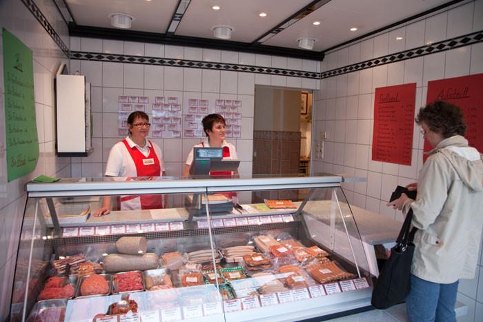 Blick in unser Ladenlokal in der Twistringer Georgstraße