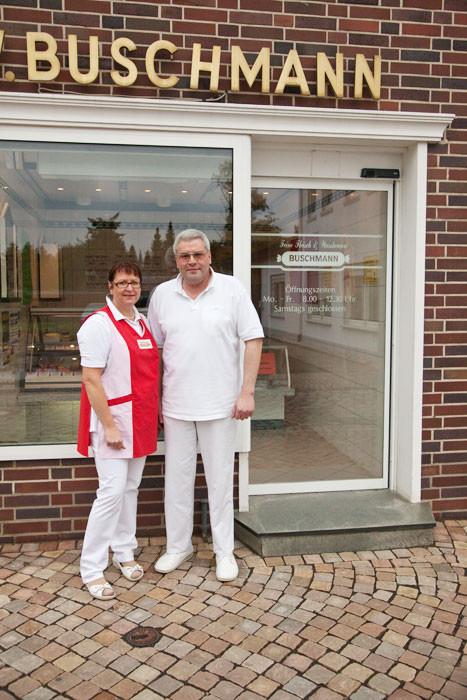 Angelika und Andree Buschmann