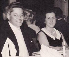 Walter und Elisabeth Buschmann, 1960er Jahre