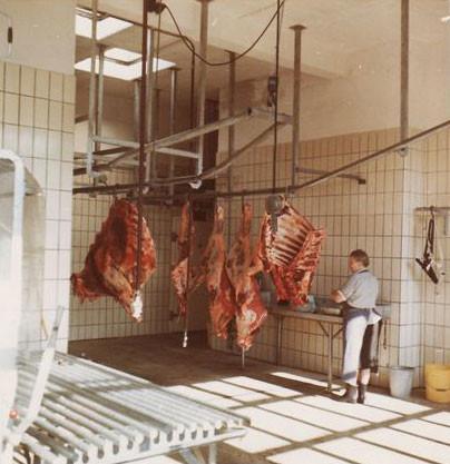 Blick in die Produktion, 1960er Jahre