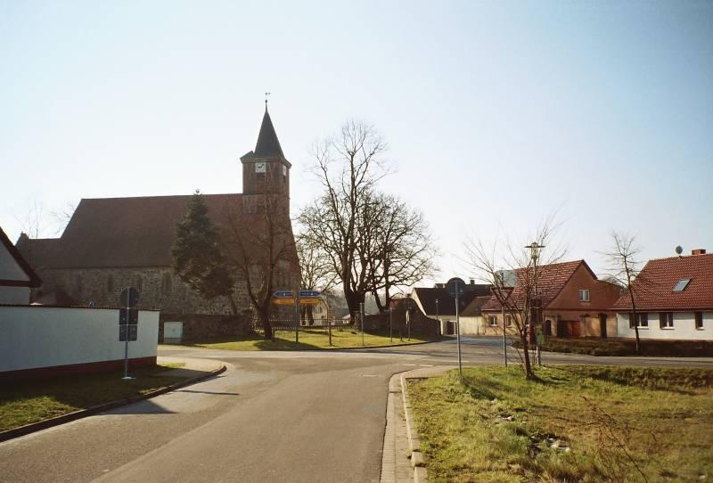 Dorfkirche Grabow