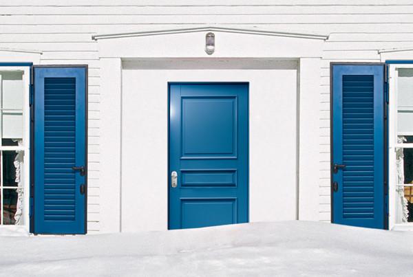Porte blindate dierre oknoplast finestre serramenti for Porte ei2 60