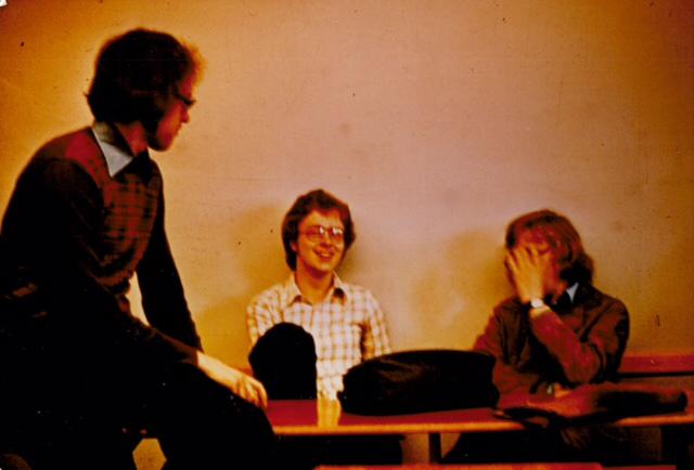 Dieter Mehren, Peik Volmer, Michael Berger