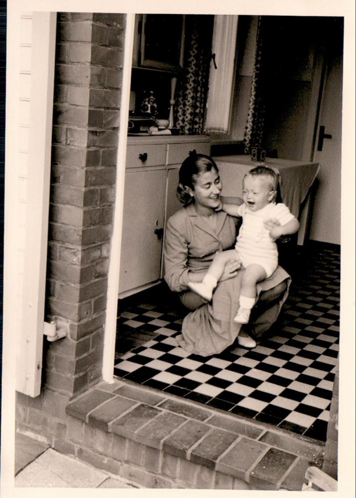 Mit Mama in Omas Küche