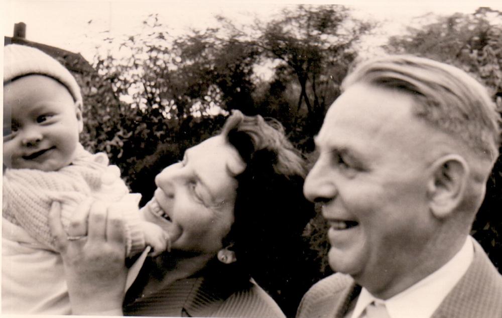Oma Lieselott und Opa Willy