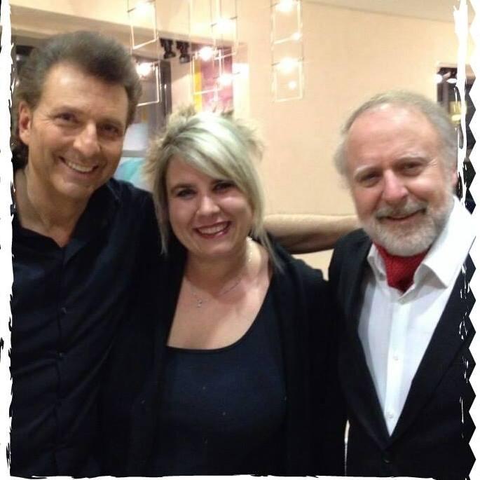 Mit den grossartigen Musikern Bo Katzman und Peter Reber