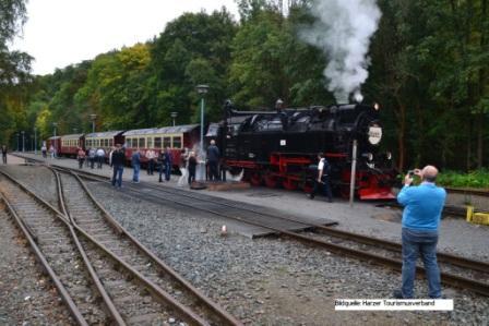 Der Typisch Harz Selketal Express