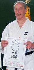 Horst Espeloer 7. DAN Goju Ryu Karate