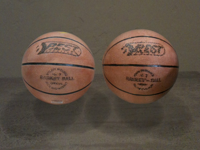 Stunt Requisite Basketball aus Schaumstoff