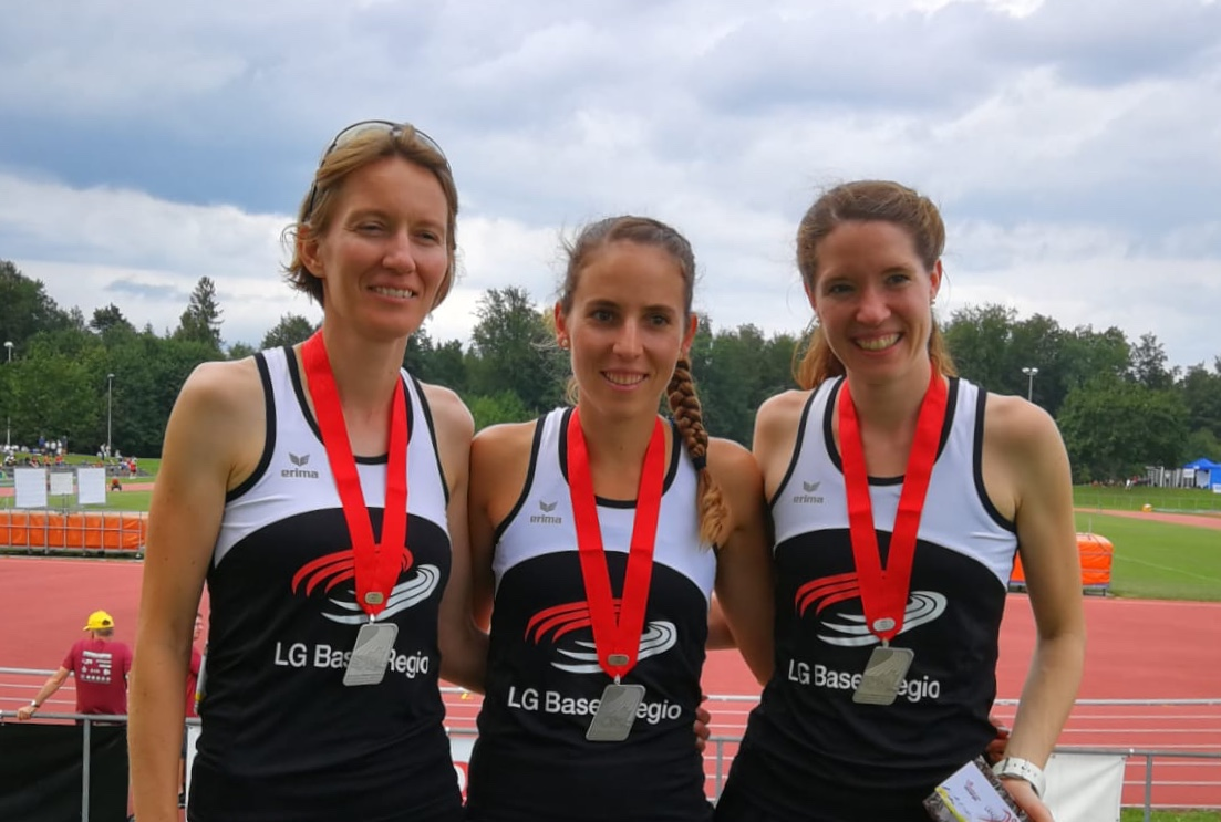 (v.li.n.re) Sibylle Dürrenmatt; Kathrin Ziegler; Priska Auf der Maur