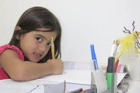 Graphomotricité et motricité fine chez un enfant