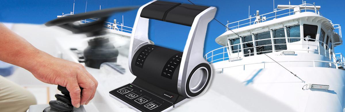Applikationen für den Schiffbau