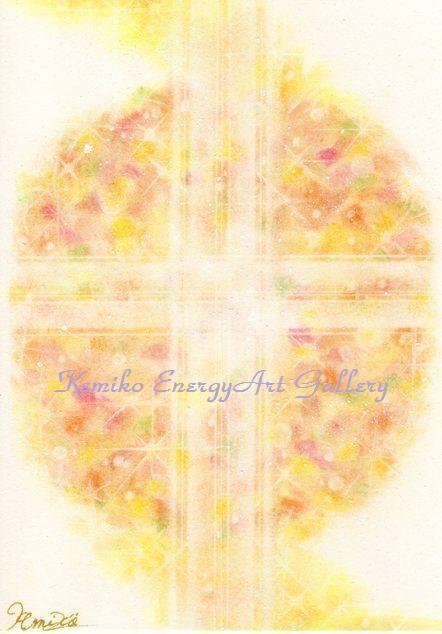 kemiko EnergyArt Gallery * DNAの光の木