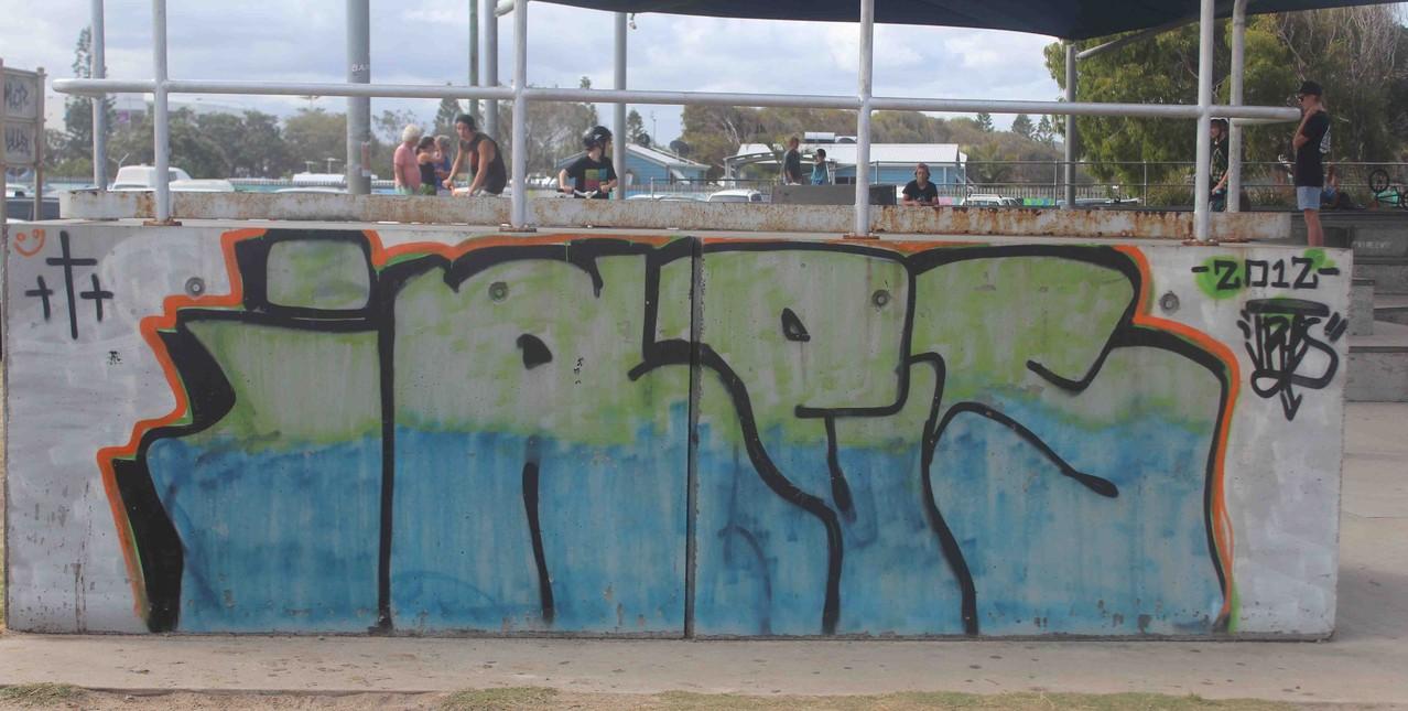 skate park - 2012