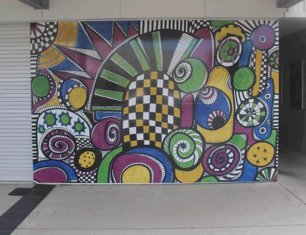 coles carpark2 - 2011