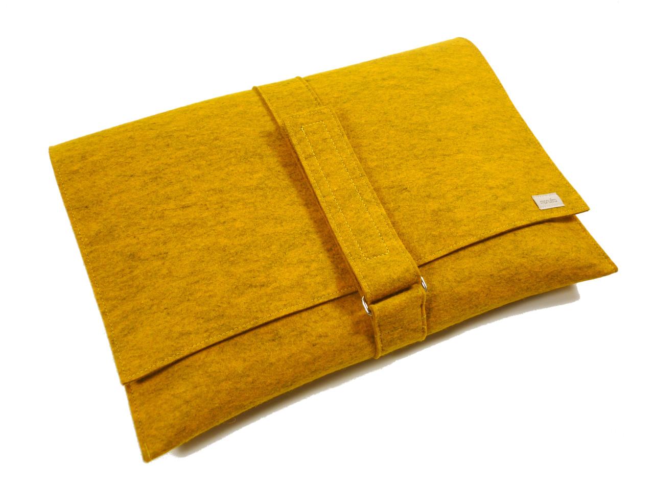 tablet laptoptaschen manufra feines aus filz. Black Bedroom Furniture Sets. Home Design Ideas