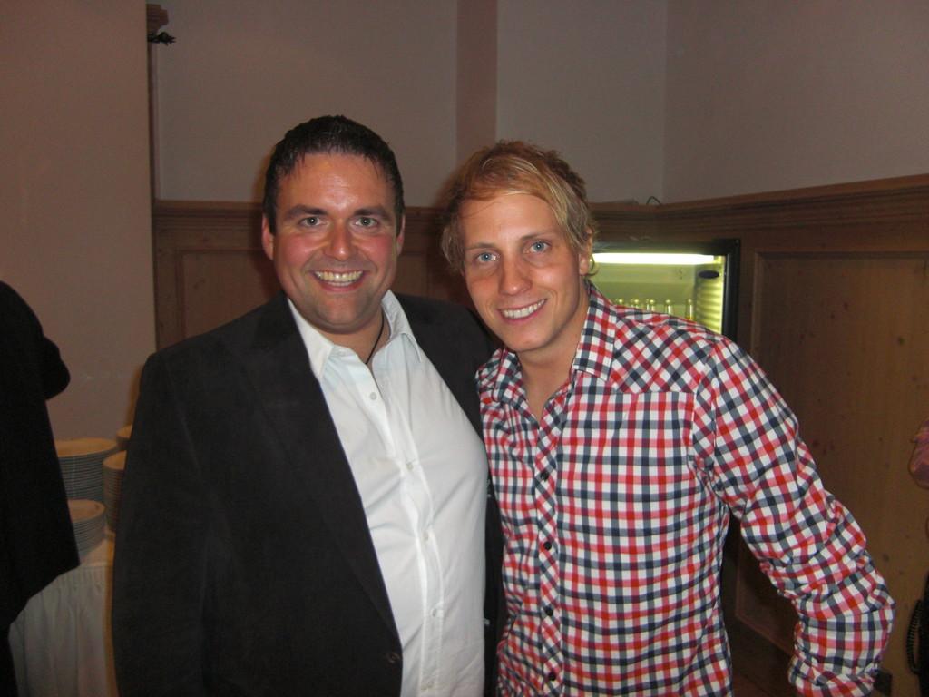 mit Axel Fischer