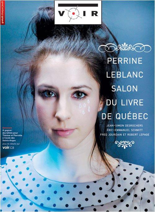 Voir Québec, 2011. Photo : Marianne Larochelle.