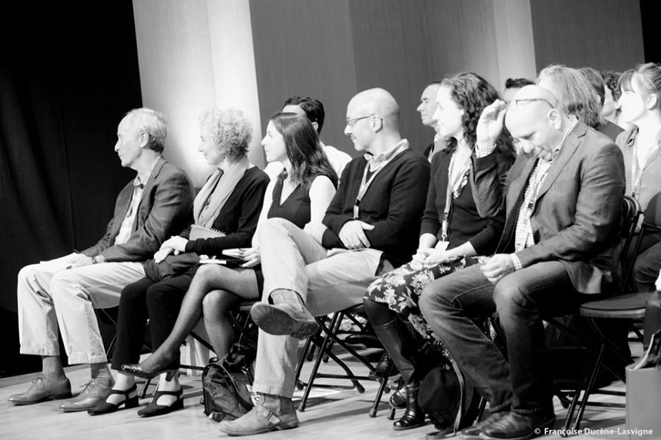 Festival AMERICA (Vincennes, 2014). Avec, notamment, Margaret Atwood et Richard Ford.