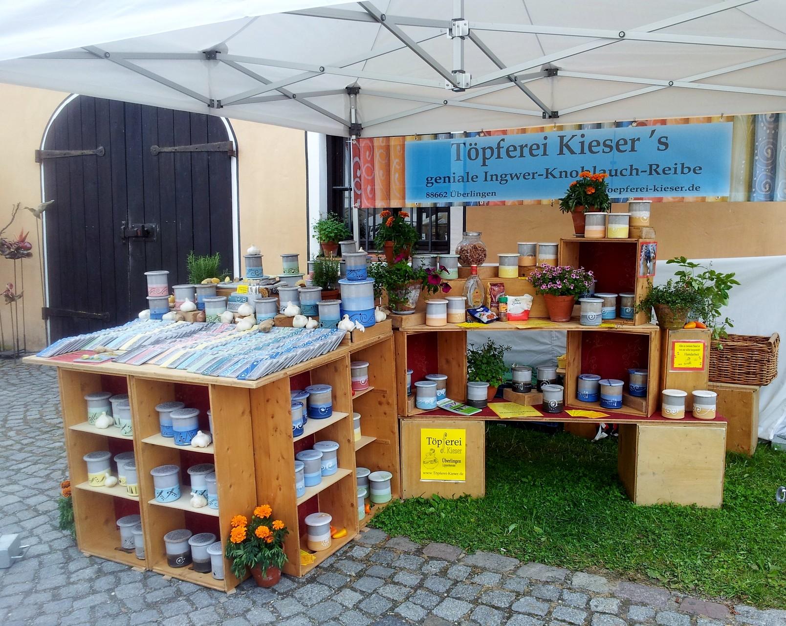 Töpfermarkt Oberschönefeld