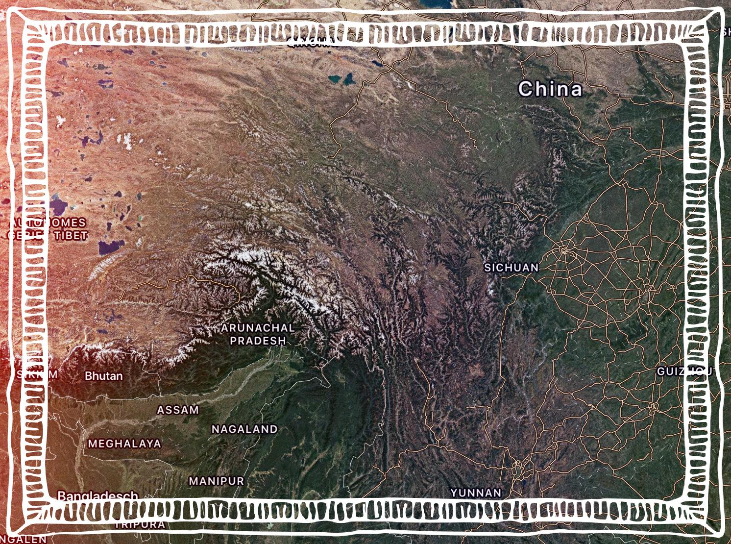 Frisch geerntet und importiert aus der Region Yunnan und Quingha (China)