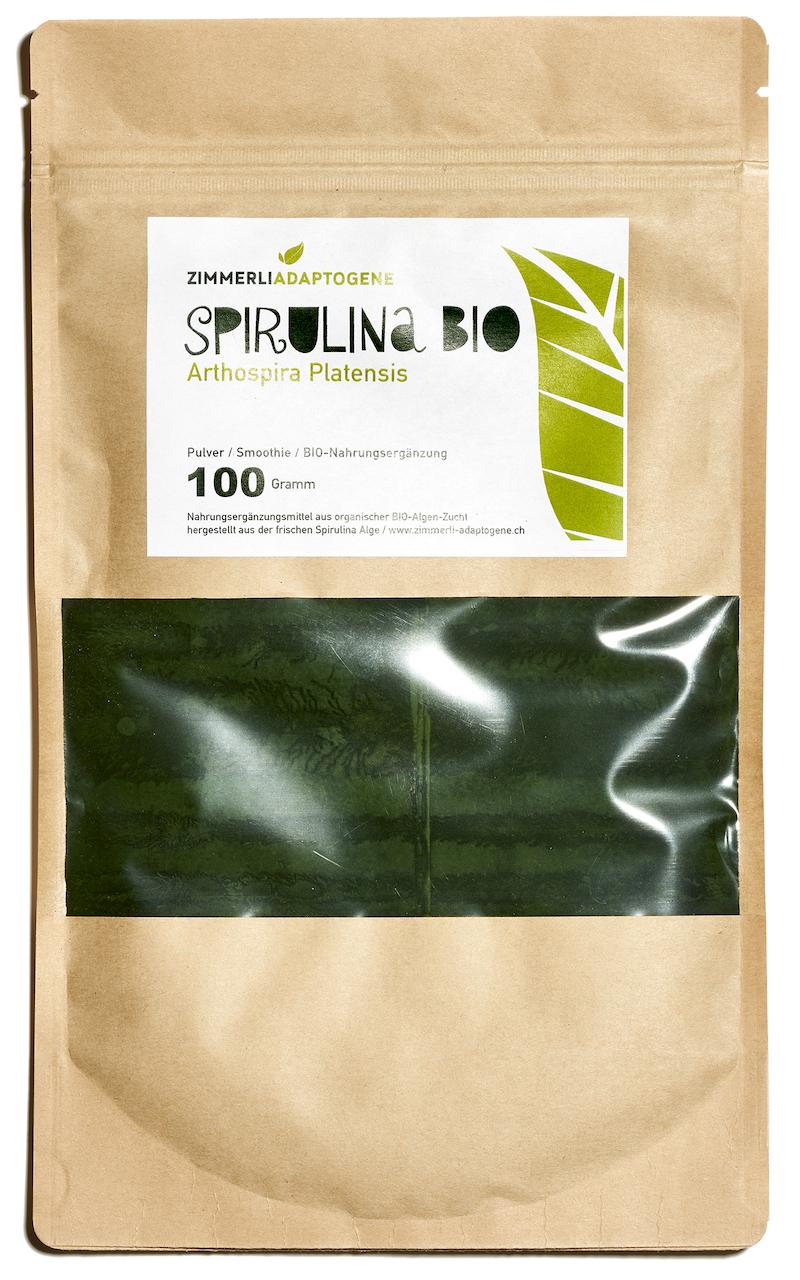 100% Bio Spirulina ohne Kompromisse