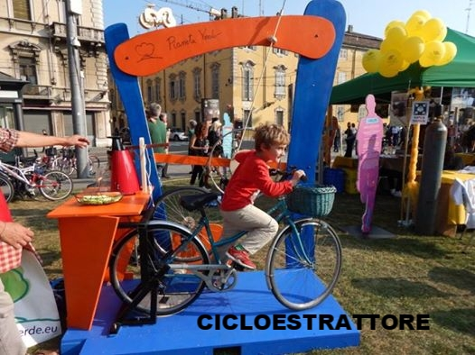 CICLOESTRATTORE