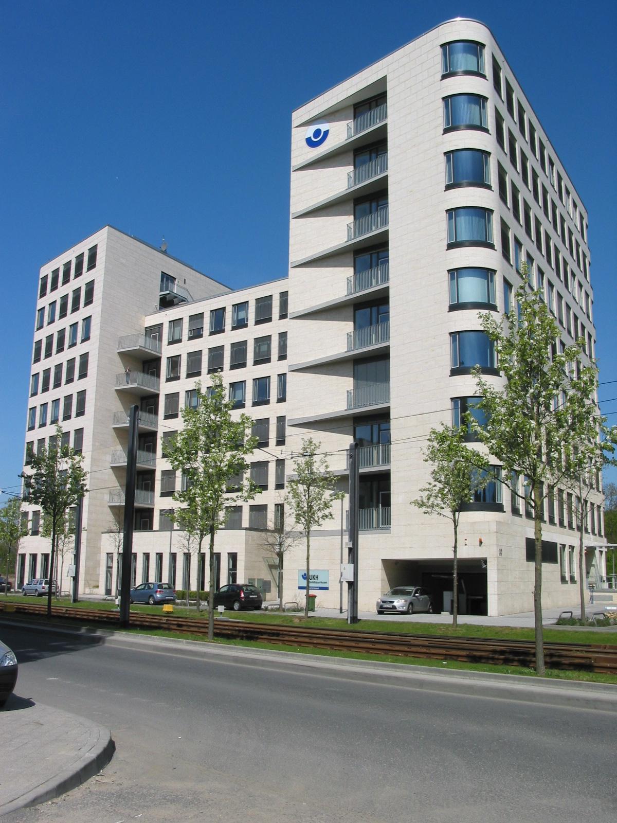 Unfallkasse Hessen; Frankfurt