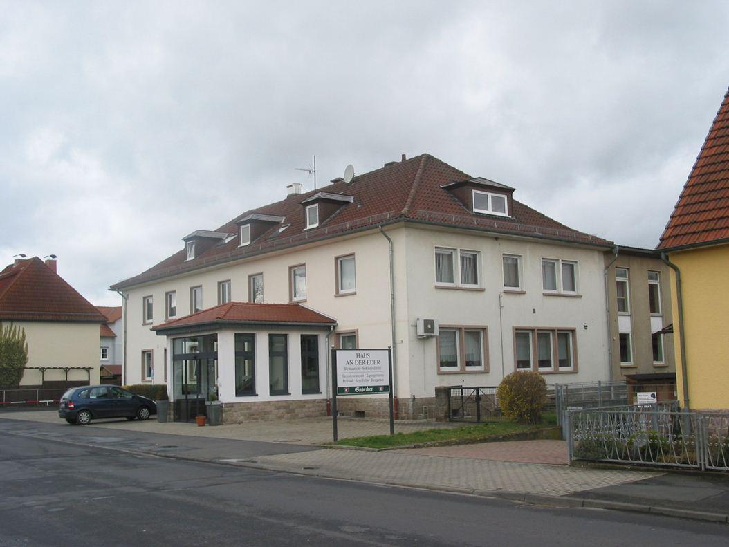 Soldatenwohnheim; Fritzlar
