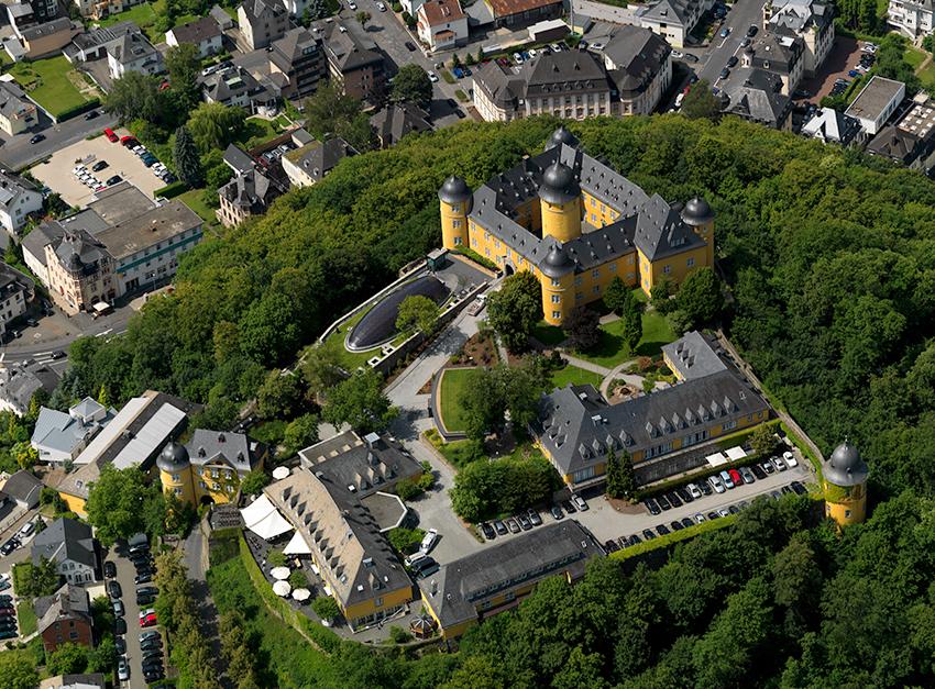 Akademie Deutscher Genossenschaften e.V. (ADG); Schloss Montabaur