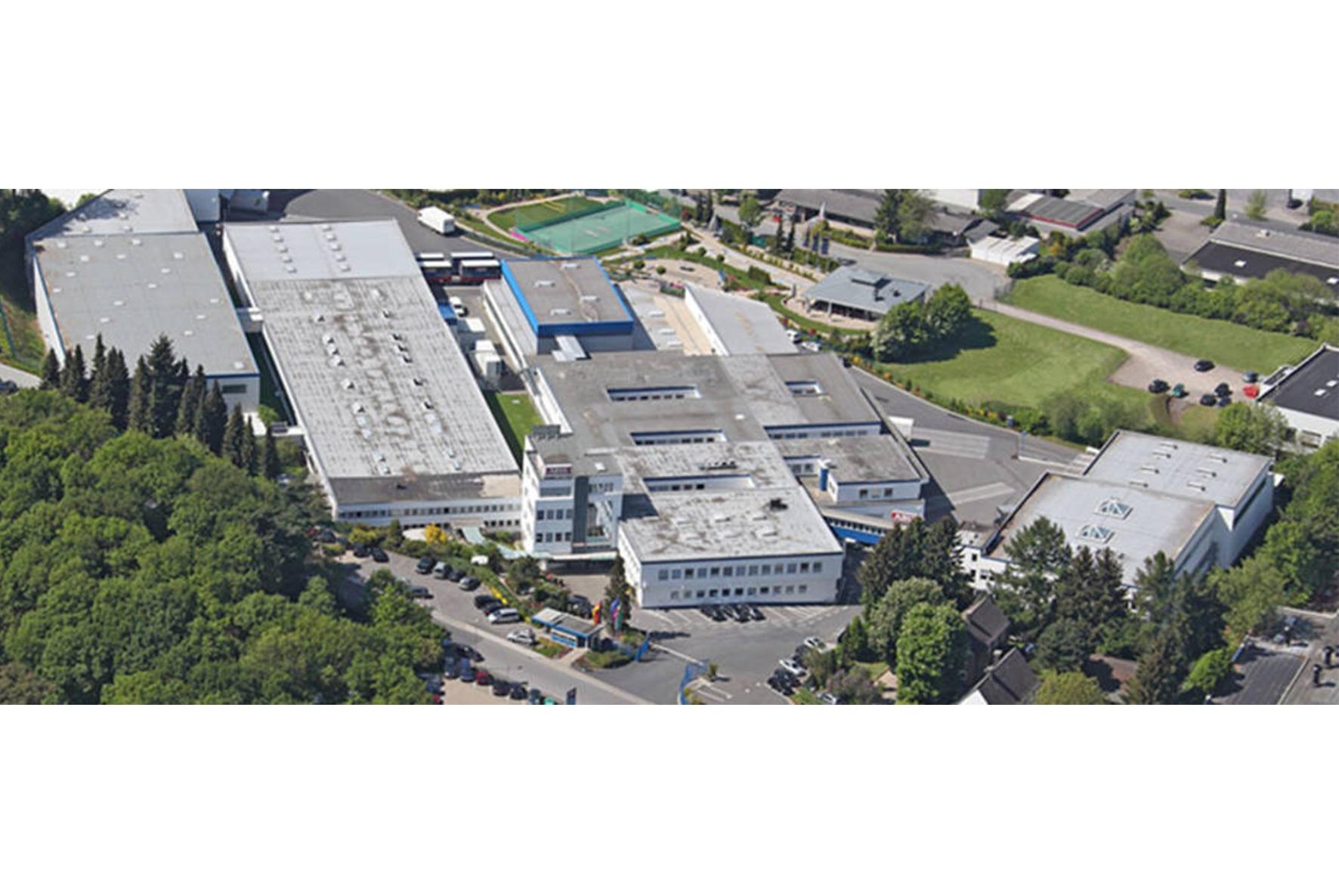 ABUS August Bremicker Söhne KG; Lager- und Produktionshallen