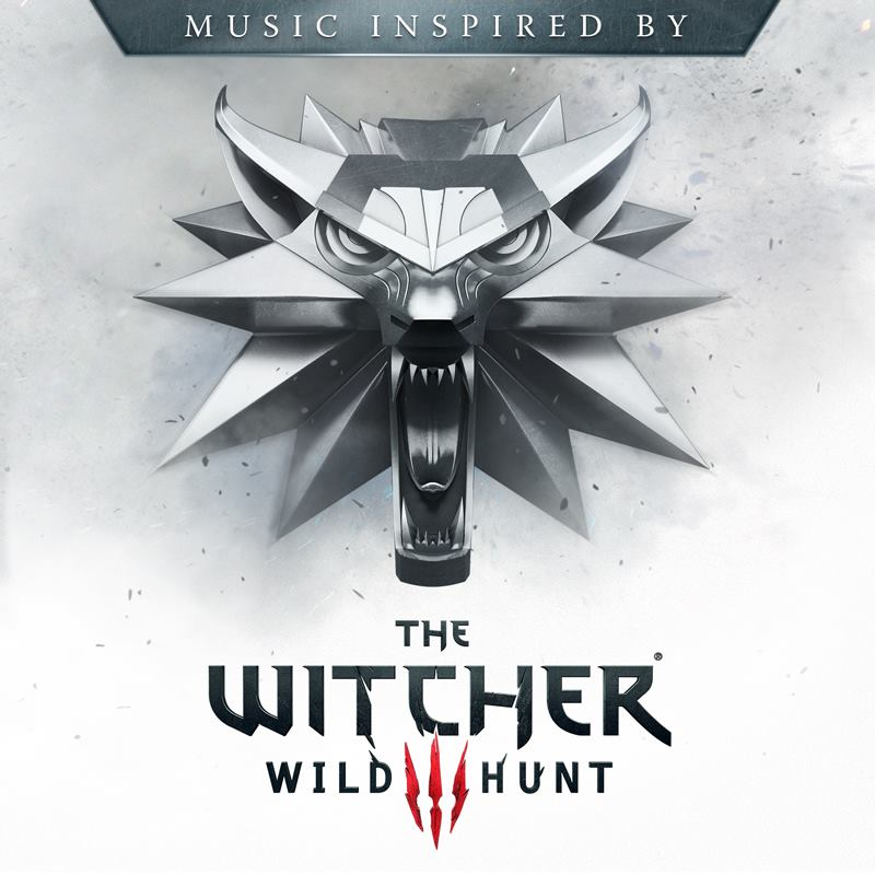 """Music Inspired By The Witcher Wild Hunt - """"The White One"""". (CD Projekt RED)"""