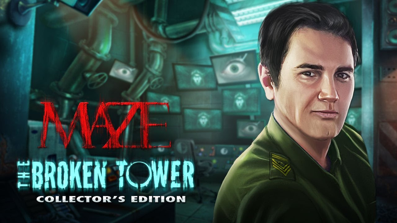 Maze:Broken Tower (Mad Head Games, Big Fish Games)