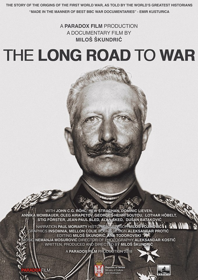 The Long Road To War - Additional Music (Paradox Film)