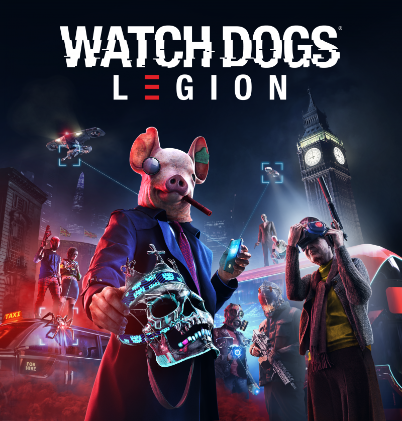 Watch Dogs Legion - HitRECORD contribution on additional songs (Ubisoft)