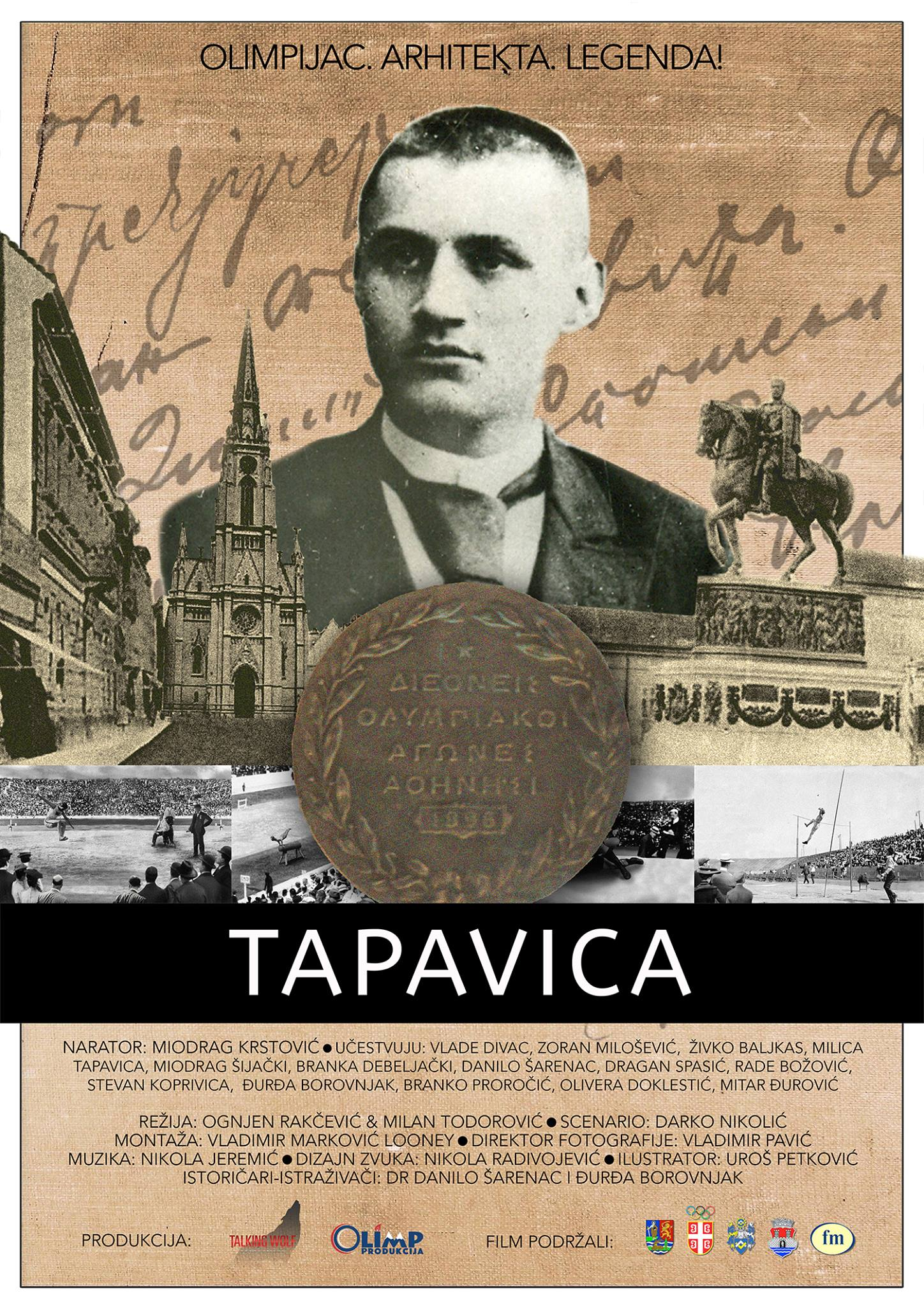 Tapavica (Talking Wolf Productions)