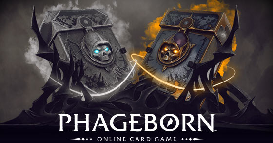 Phageborn Online Card Game (Games Revolted)
