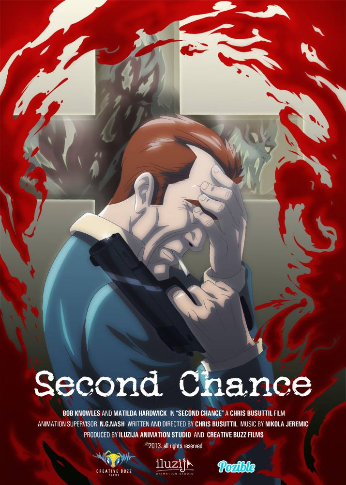 Second Chance (Iluzija Animation, Creative Buzz)