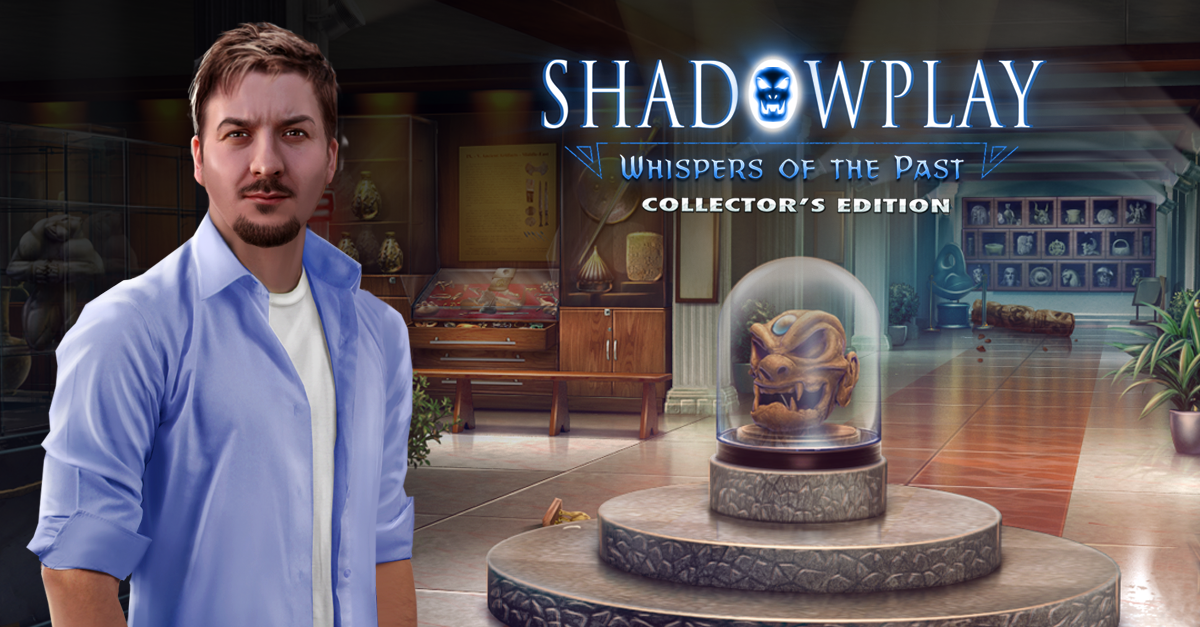 Shadowplay: Whispers Of The Past (Mad Head Games, Big Fish Games)