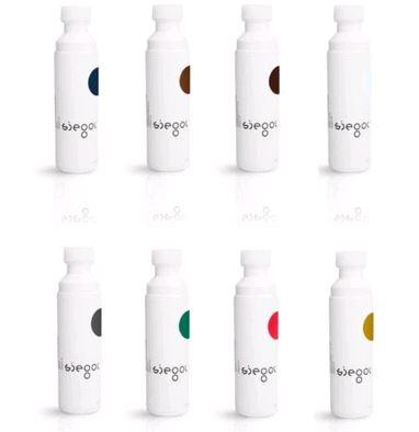 Siegol Nubukpflege in 9 Farben