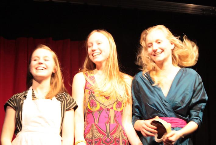 piccola comunità Maskentheater und Klaviermusik 2012