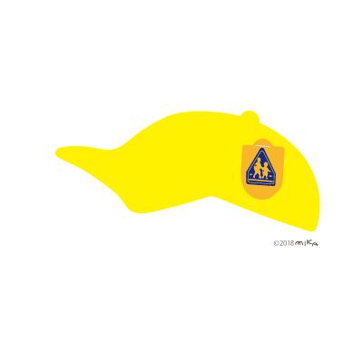 通学帽(野球帽型)